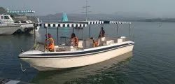 10 Seater Luxury Boat With 250hp Engine