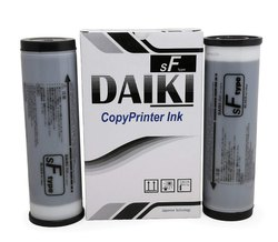 Daiki SF F Type Riso Black Ink Cartridge
