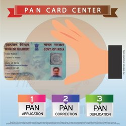 Online PAN Card Agency