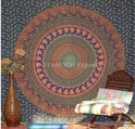 Indian Elephant Mandala Tapestry Bohemian Wall Hanging