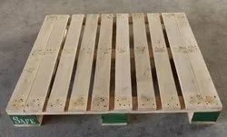 Cold Storage Wooden Pallet