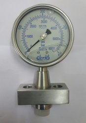 Akvalo Homogeniser Gauge With Block