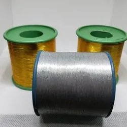 70D Silver Zari Thread