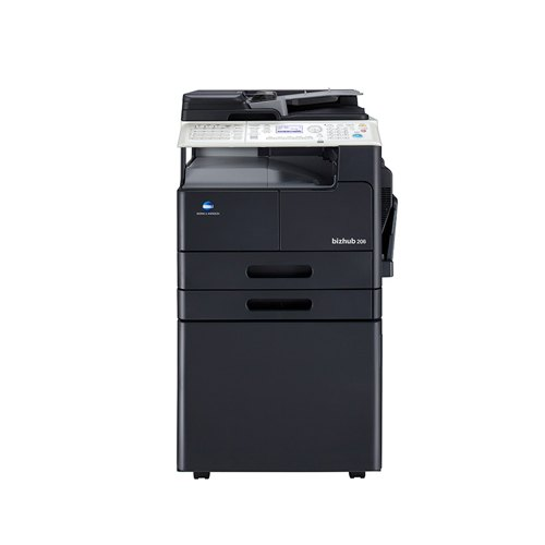 1-20 PPM Konica Minolta Bizhub 206 Multifunctional Machine, Rs 40000 /piece | ID: 17842780591