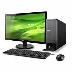 i5 Acer Desktop Computer, Hard Drive Capacity: 1TB, Screen Size: 21 Inch
