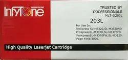 203L (MLT-D203L) Compatible Black Toner Cartridge For Samsung Printers