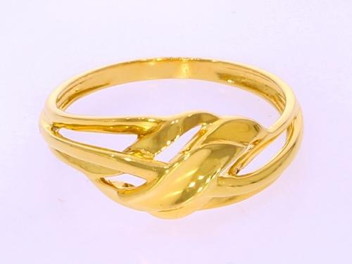 Aquagold916 Las 22 Carat Gold Ring Grlzb010 Weight 2 890 Gm