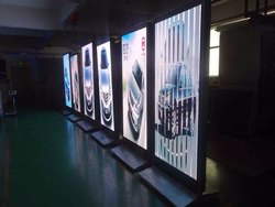 Aluminum Rectangle Indoor & Outdoor P4 LED Screen