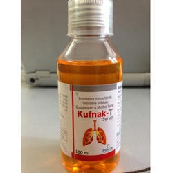 Terbutaline & Bromhexine Hydrochloride Cough Syrup