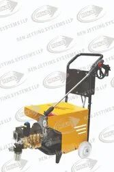 Renjet Three Phase Industrial Cleaning Equipment, 5 Hp