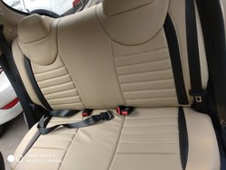 Beige Car Seat Cover