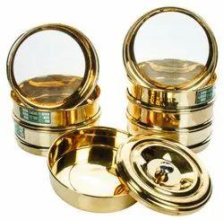 Brass Sieves Set