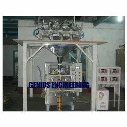 Automatic Linear Weigher Filling Machine
