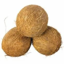 A Grade Semi Husked Coconut, Packaging Size: 5 Kg