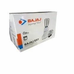 500 Watts Bajaj Mixer Grinder, GX 7 ,voltage: 230 Volts