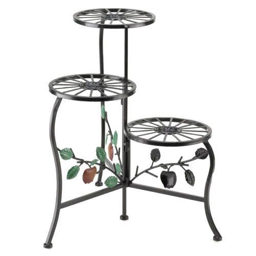 Decorative 3 Tier Plant Stand