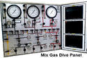 Mix Gas Dive Panel