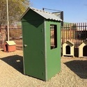 PVC Guard Huts