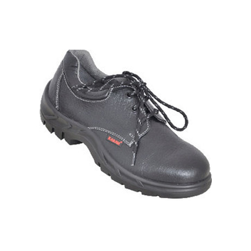 6cd6199a9a67e2 Black Safety Shoes, Rs 220 /pair, National Hardware & Tools Center ...