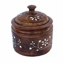 Wooden Sugar Box
