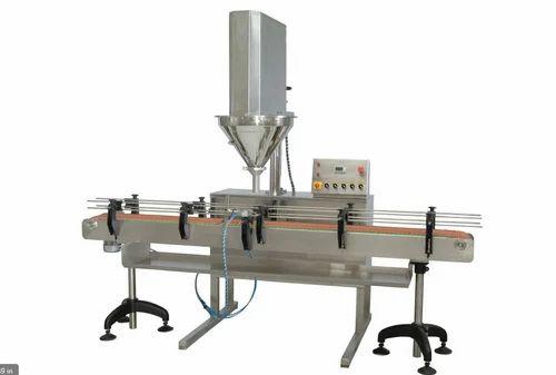 Asafetida Powder Filling Packing Machine