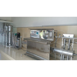 Packaged Drinking Water Filtration Plant