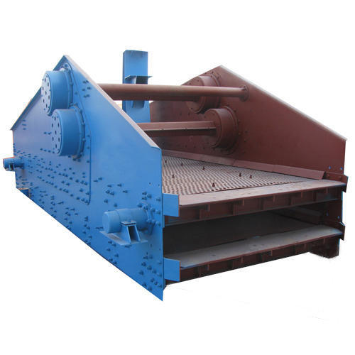 Iron Single Deck Vibrating Screen, Rhishikesh Engineers