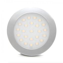 White LED Round Panel Light