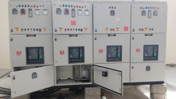 Three Phase Relay Panel, IP Rating: 55