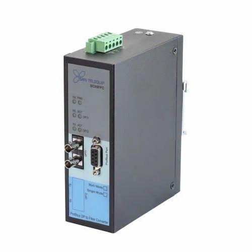 Profibus-DP to Fiber Optic Converters