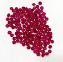 Natural Precious Burma Ruby Faceted Round Gemstone