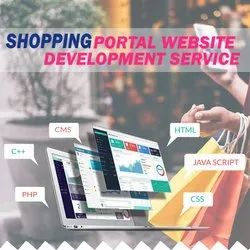 Shopping Portal Website Development Service