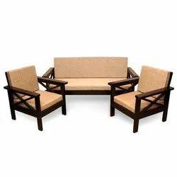 Tulsi Arts Fancy Wooden Sofa Set