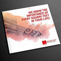 Paper Brochure Design For Real Estate