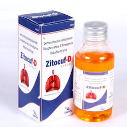 Zitocuf-D Syrup, Packaging Size: 100 Ml