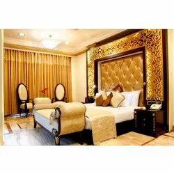 Wooden Hotel Room Furniture Set