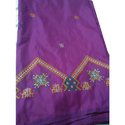 Modern Traditional Saree, Packaging Type: Box, With Blouse Piece