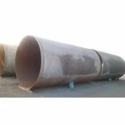 323 Mm To 2540 Mm Mild Steel Cement Mortar Lining MS Pipe, For Irrigation, Thickness: 10 - 50 Mm