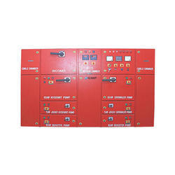 Integrated Panel For Fire Fighting System