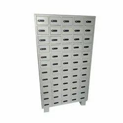Four Digit Combination Mobile Storage Locker