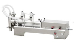 Table Type Single Head Liquid Filling Machine