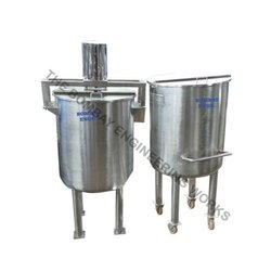Stainless Steel Tanks, Pressure Vessels