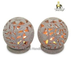 Stone T Light Holder