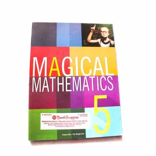 Magical Maths Book