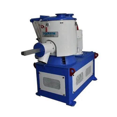 Heater Mixer Machine