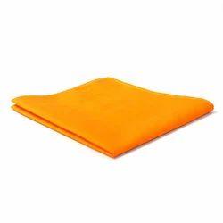 Orange Cotton Dinner Napkin