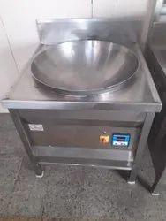 Commercial Induction Kadai Deep Fryer