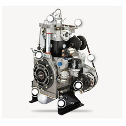 G 510 A IV Greaves Single Cylinder Diesel Engine