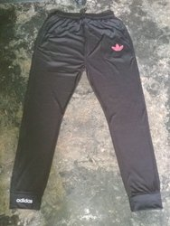 Black Sports Wear PP Lower