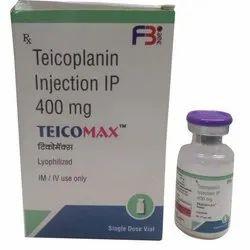 Teicoplanin Injection IP 400 Mg
